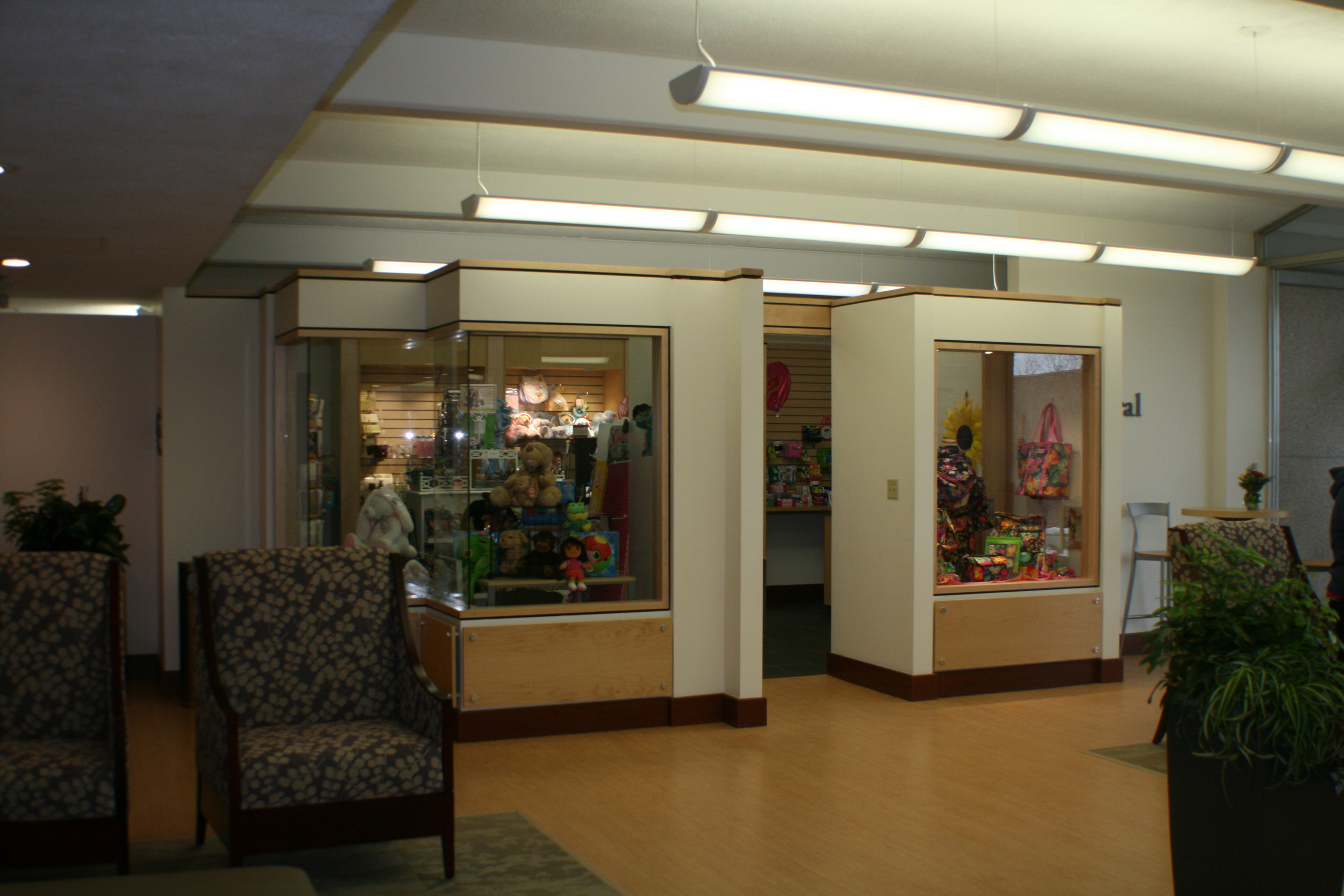 Gift Shop - Lawrence General Hospital