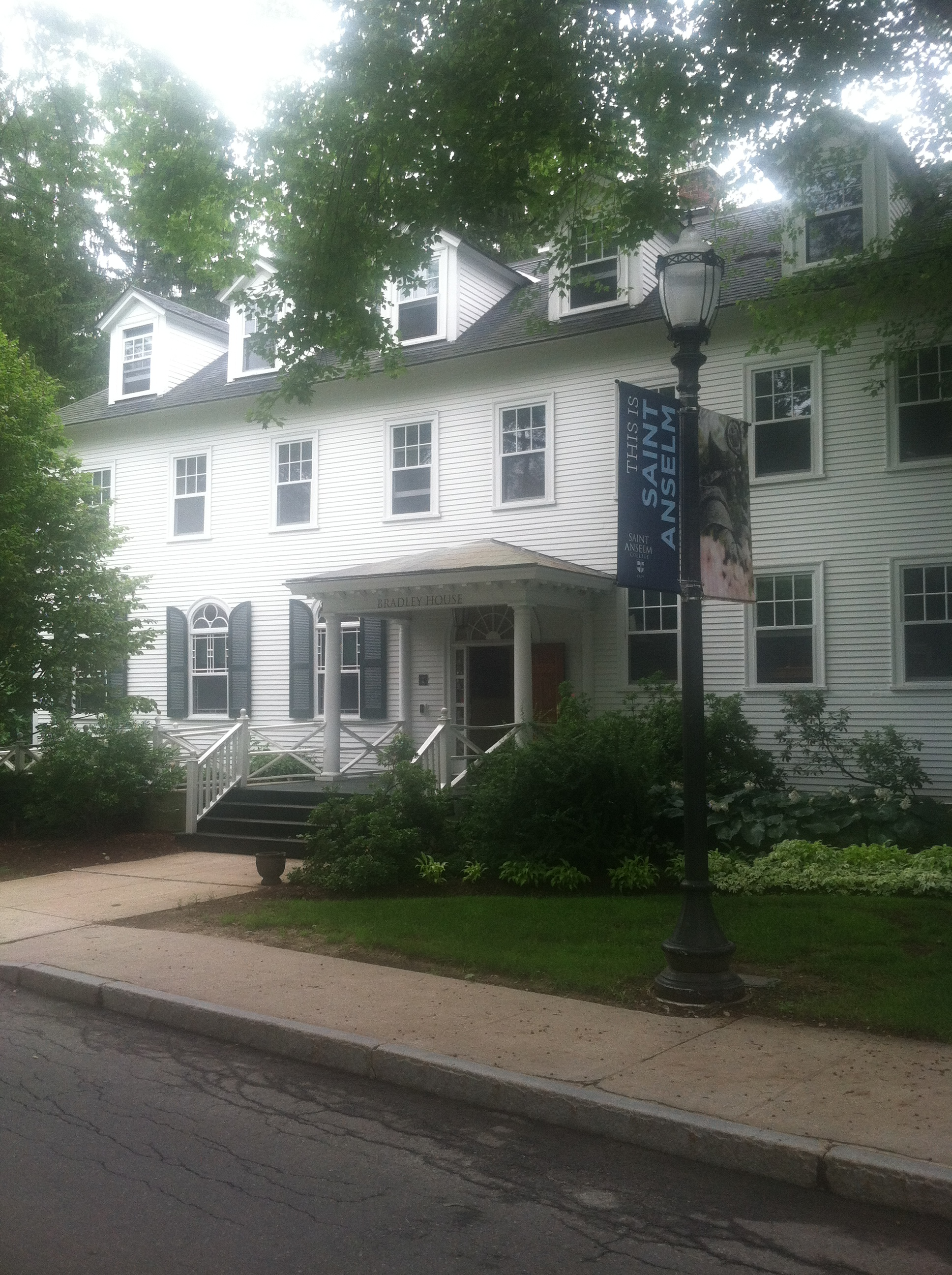 Bradley House - Saint Anselm College