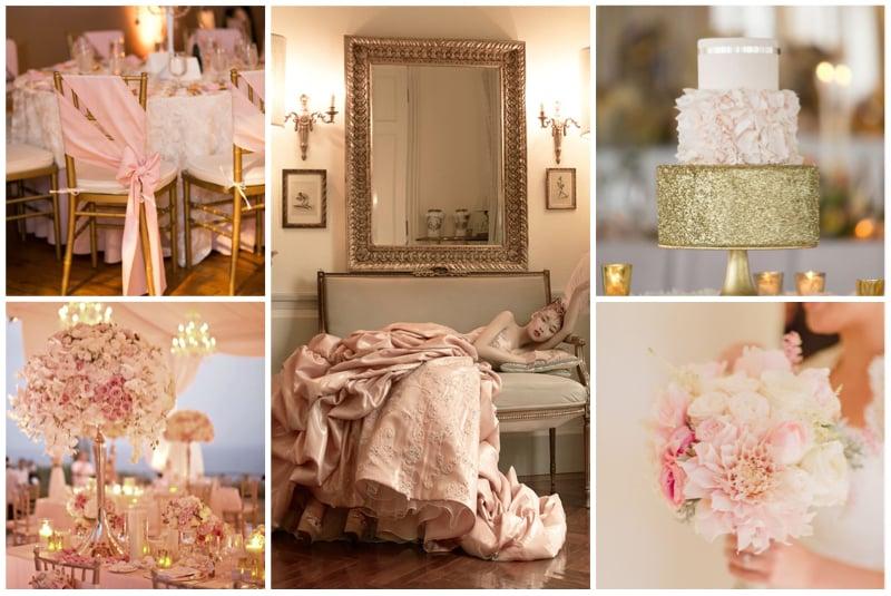 Chair ; Centerpiece ; Dress ; Cake ; Flowers ;