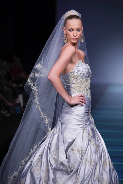 St. Pucchi Couture - Swarovski Platinum