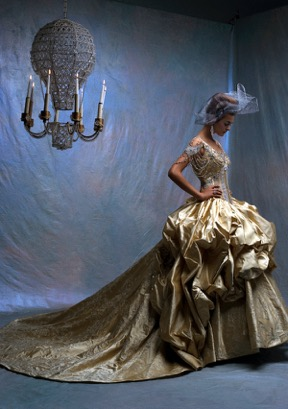 St. Pucchi Couture Style 9270