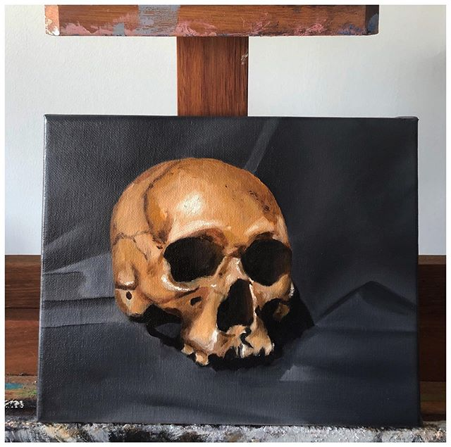 """Skull study 