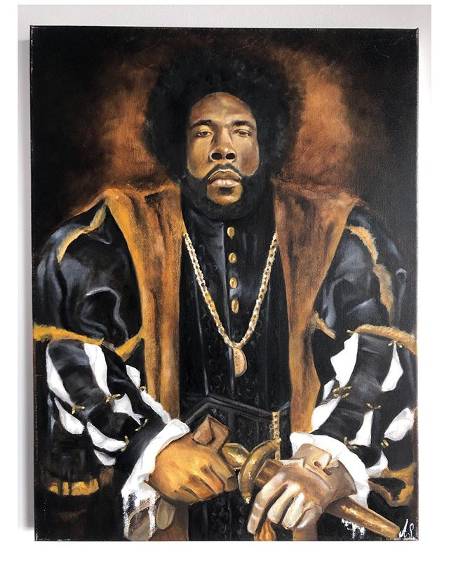 """Questlove 