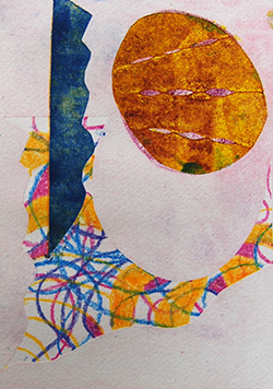 womb 10b, part of a triptych