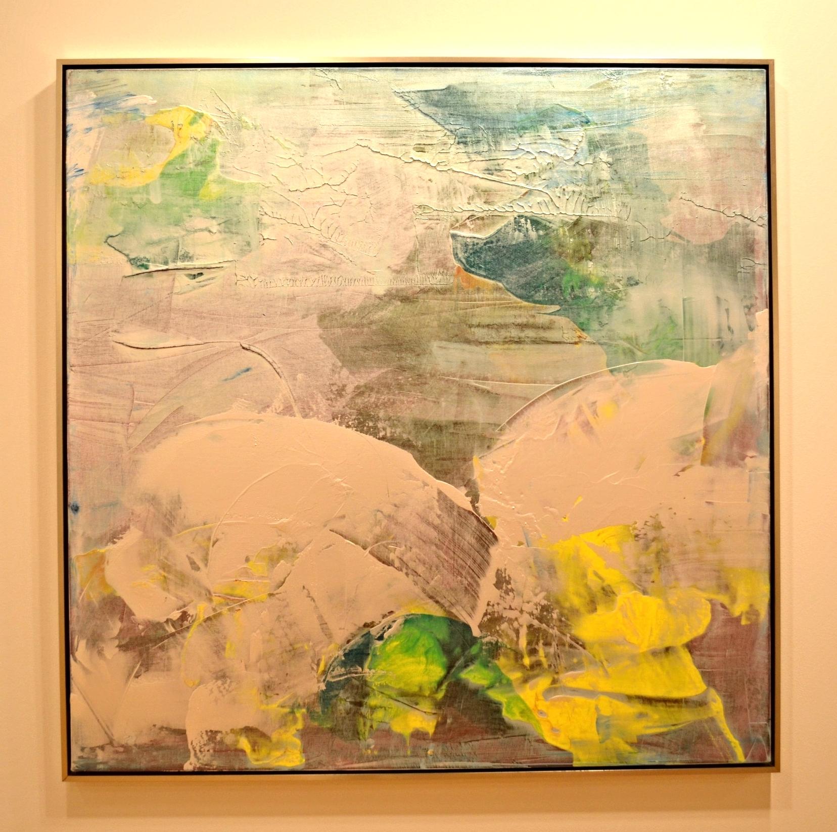 5. Breathe, Natasha Shoro, 48 x 48 inches, $6,500