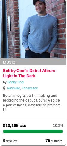 Bobby Cool Fundraiser Success