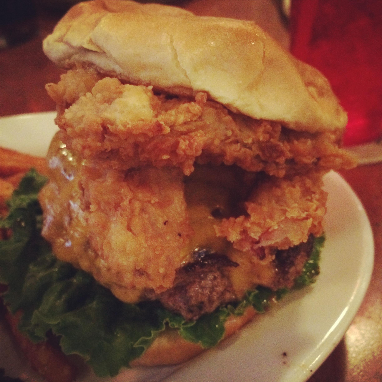 'The Badass Burger'