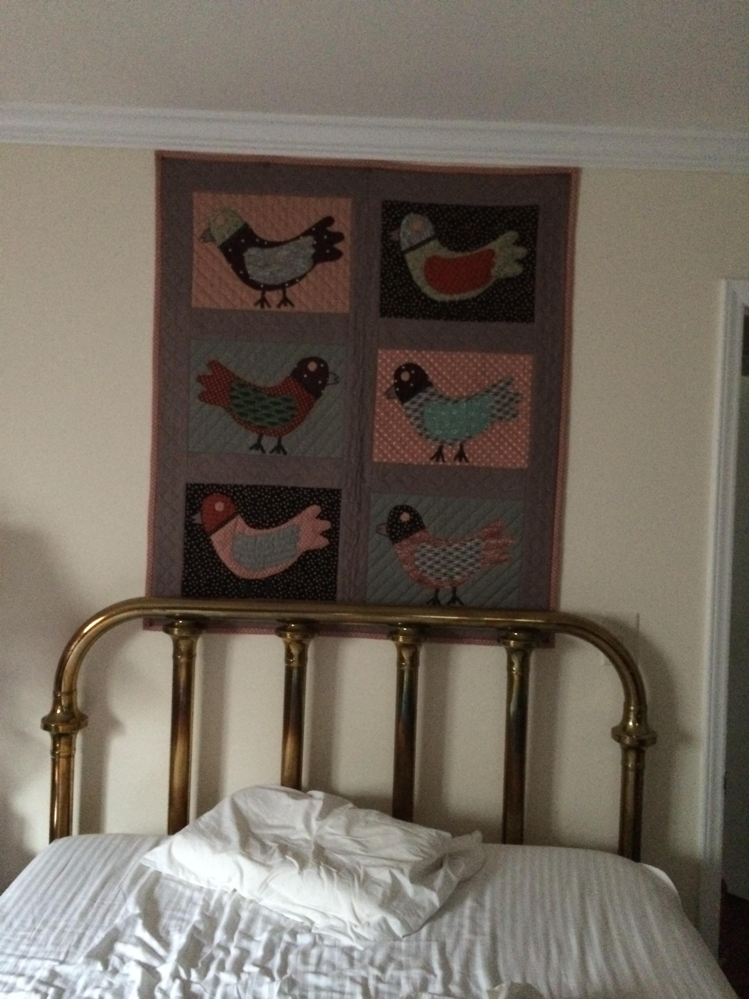 The original Twitter birds