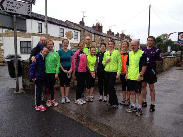 Running Club - Members Photo