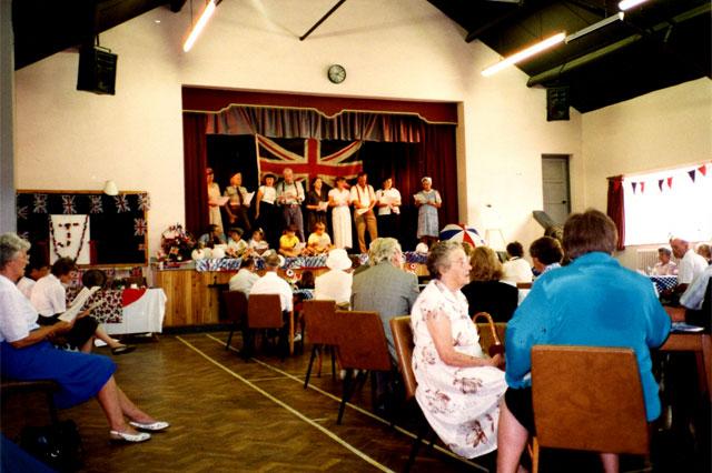 1995 - VJ Day, 50th Celebrations