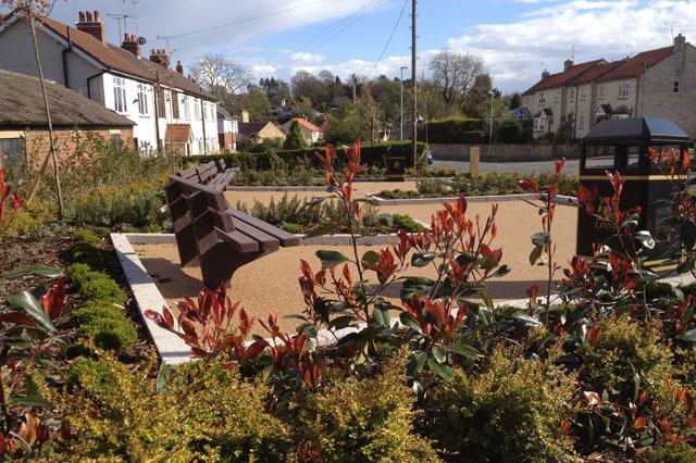 Image: Jubilee Gardens by Alison Mackie