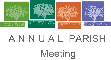 annual parish meeting logo