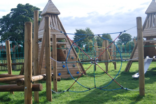 Image: The Play Area by Alison Mackie