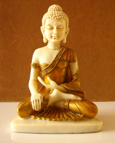 Buddha-little.statue by mitsvan CCommons