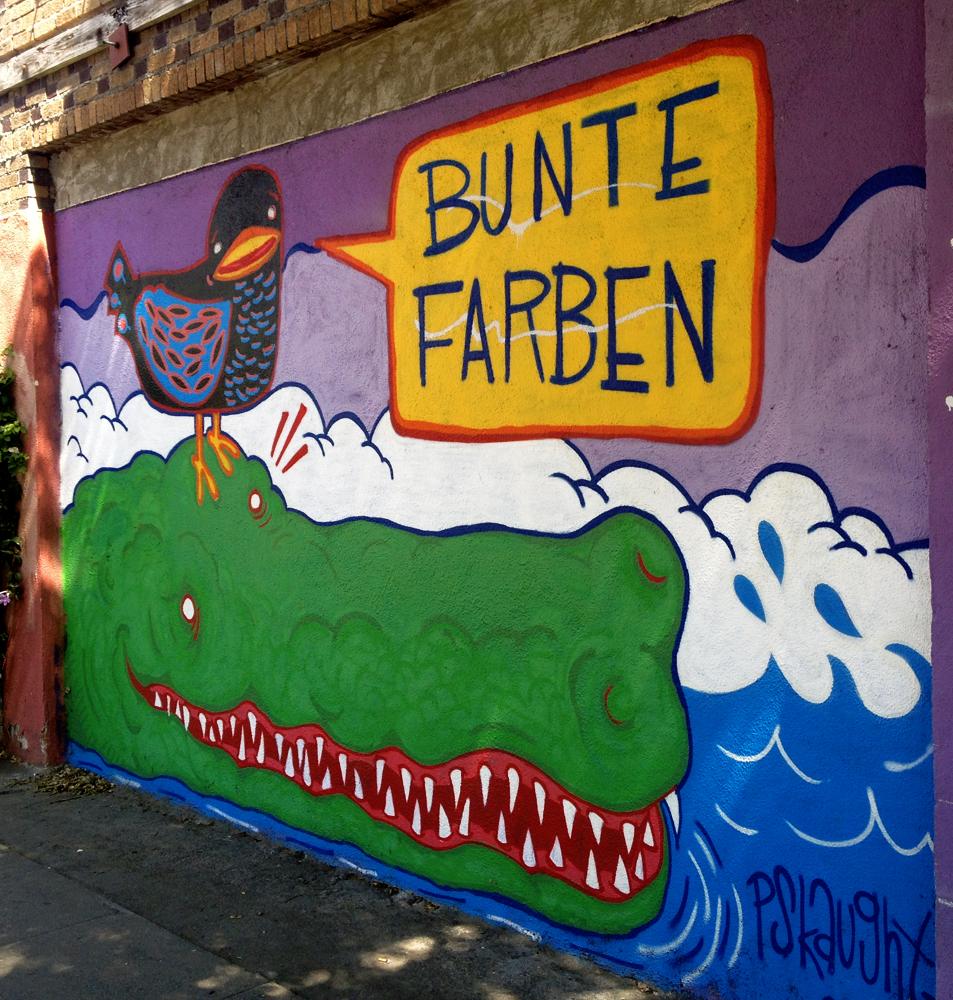 Bunte Farben - Echo Park