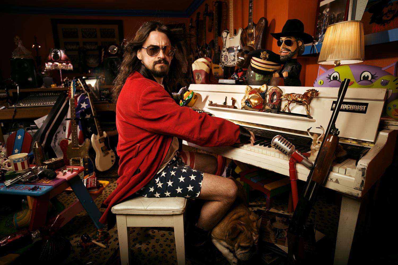 Shooter Jennings - musician