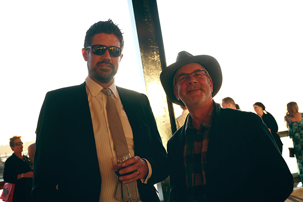 Ryan Orr & Pete Clarkson