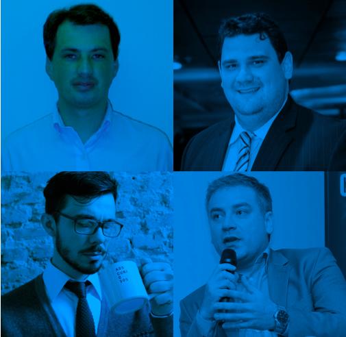 Wagner Elias, Paulo Veloso, Anderson Ramos e Alexandre Coelho são alguns dos palestrantes