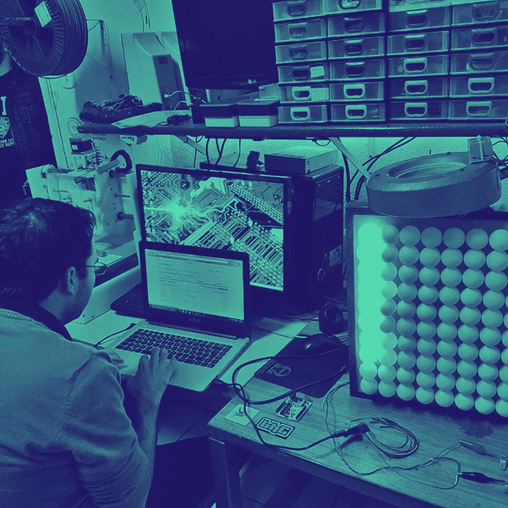 LHC LED Display