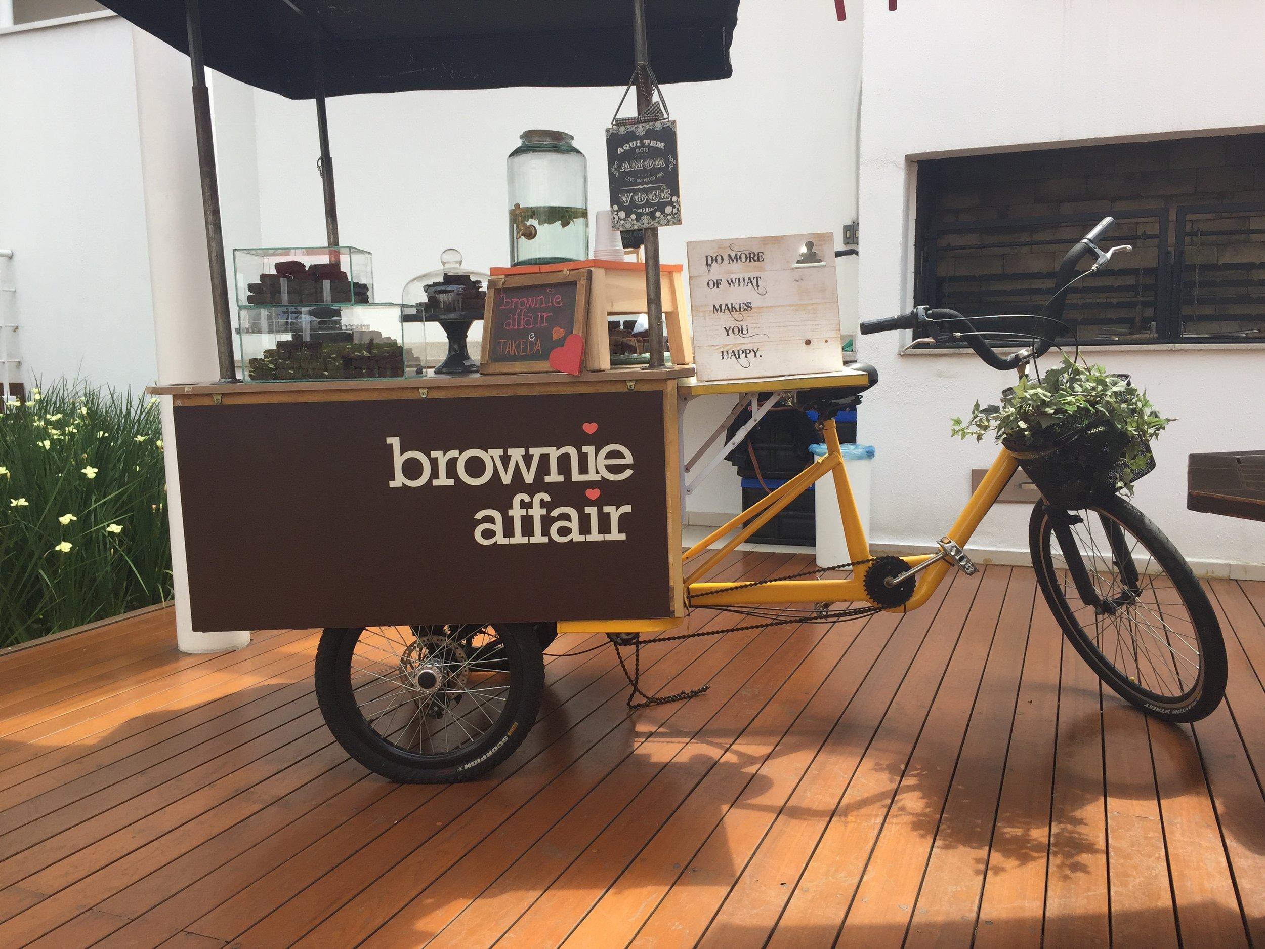 Brownie Affair