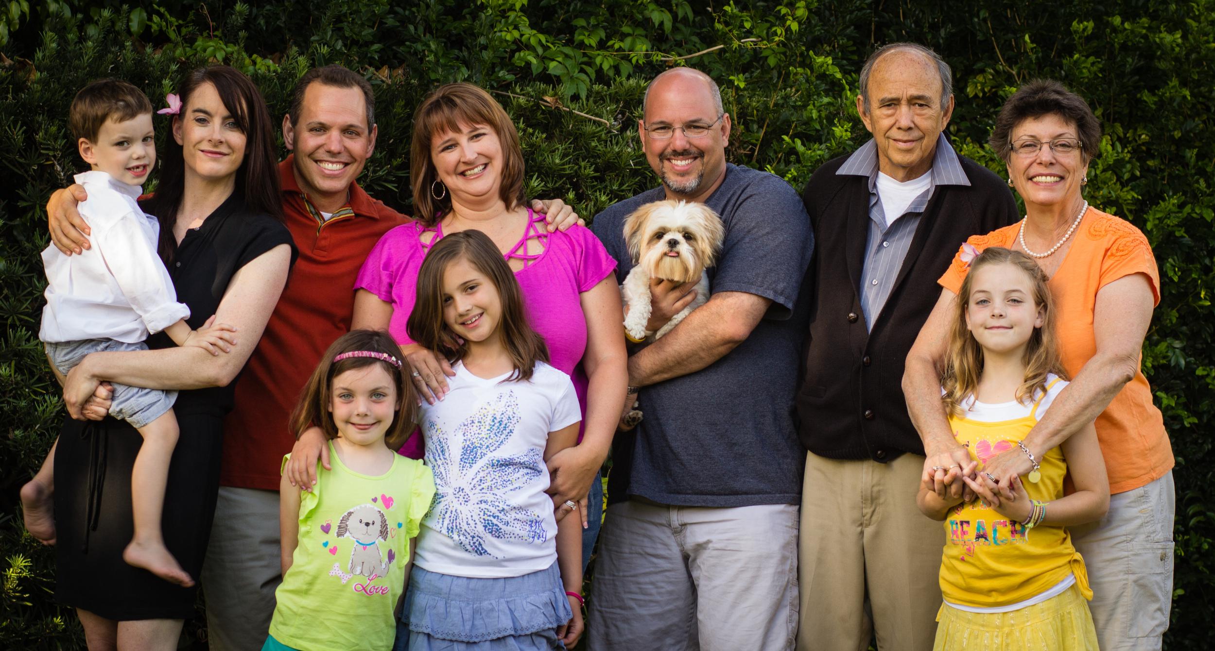 Giordano Family 2012.jpg