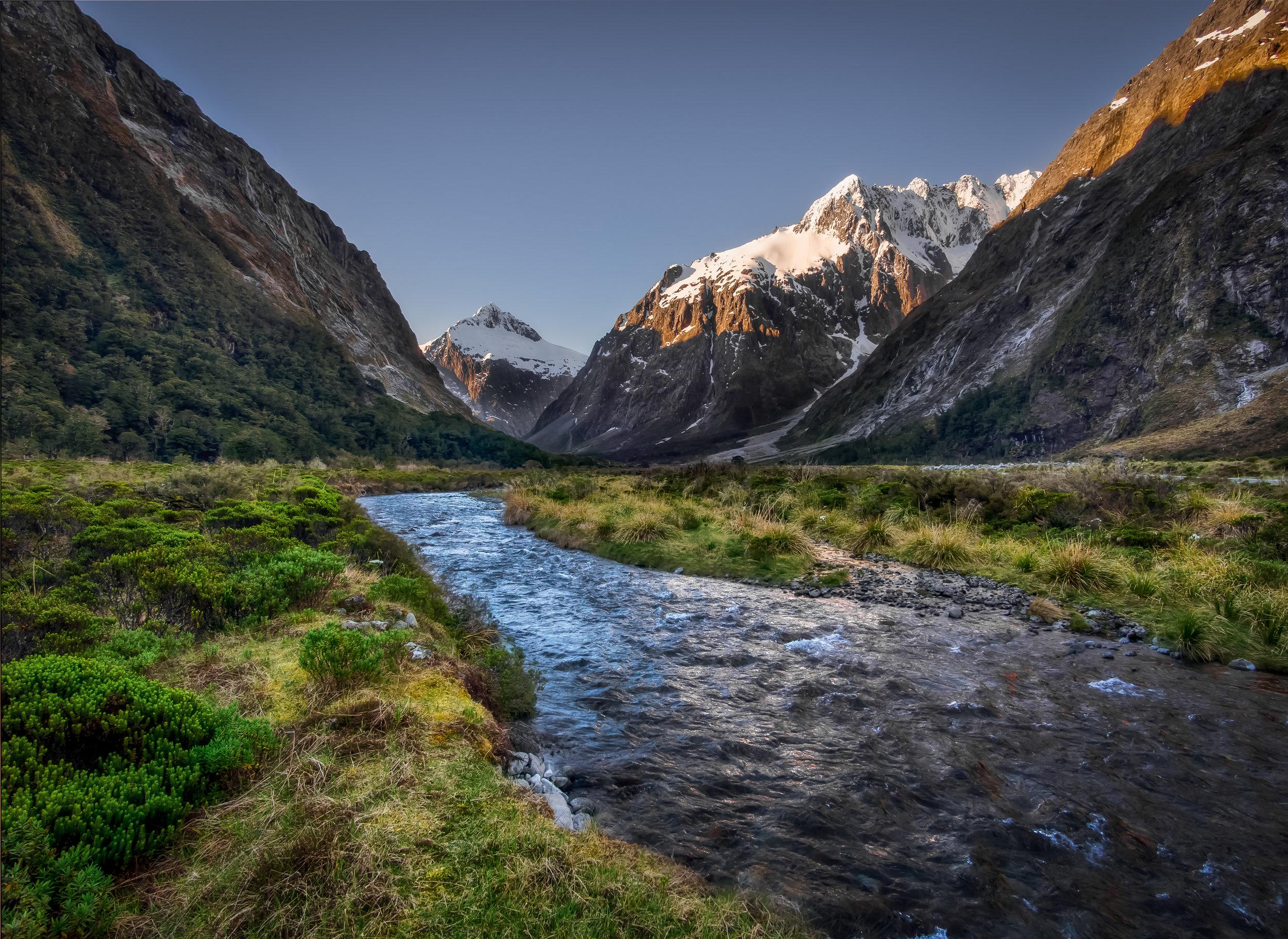 Monkey Creek at Milford Sound, Fiordland, New Zealand-4611 x 3458.jpg