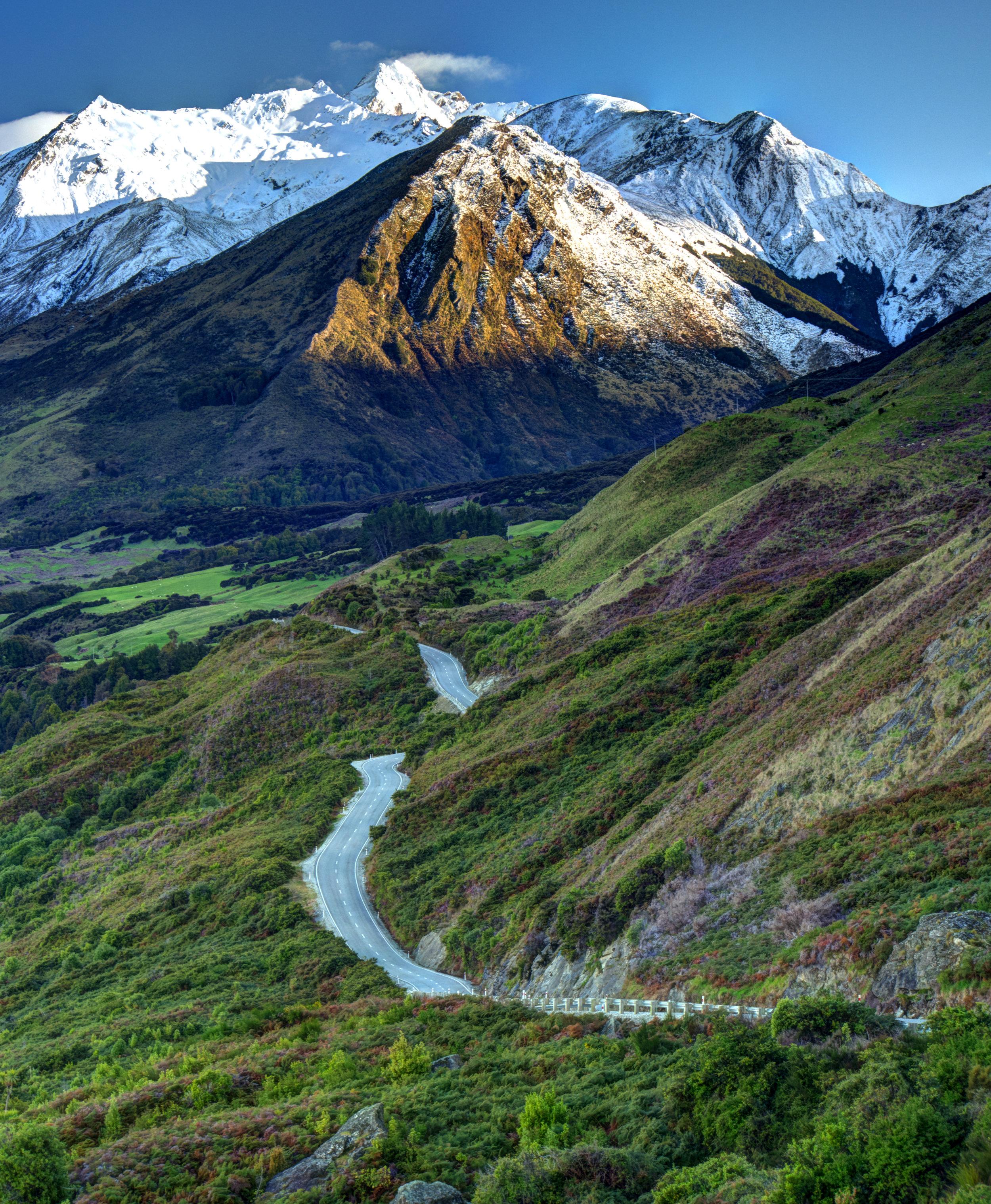 Road to Remarkable - Queenstown, New Zealand.jpg