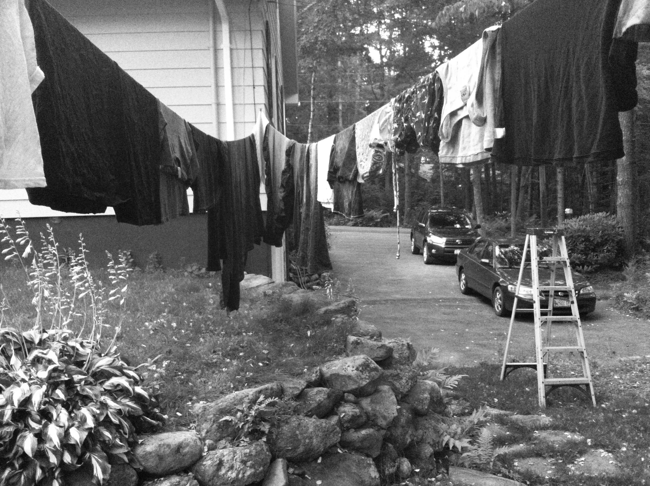 Rockport, Laundry.