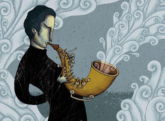 Saxofonista Agez