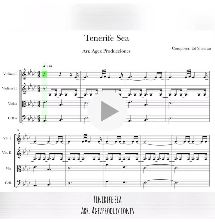 partituras gratis sheet music free