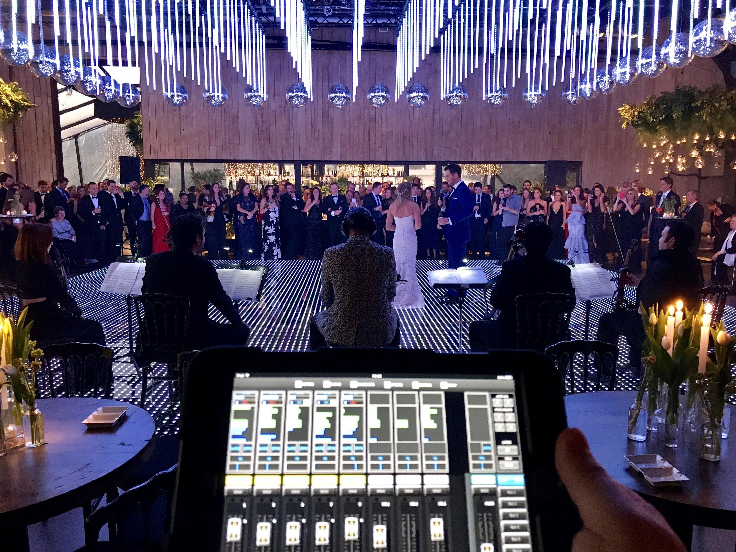 Electroclásicos Músicos para eventos Agez Chile Botánico