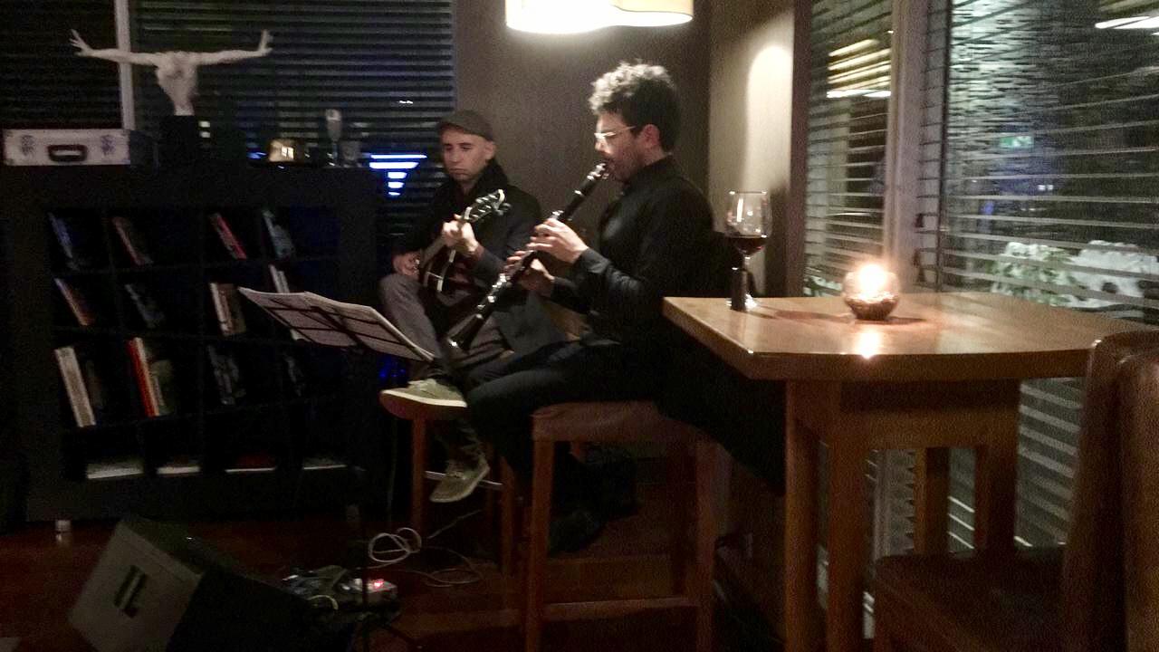 Músicos para eventos Agez Chile Renaissance jazz