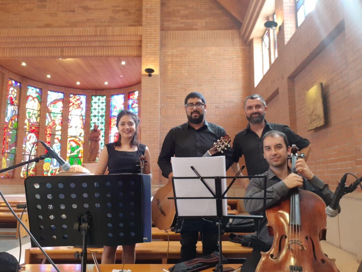 Coro para matrimonios Agez Chile