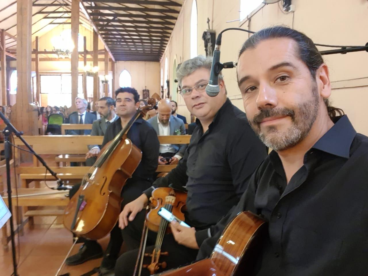Músicos para matrimonio Coro Agez Chile