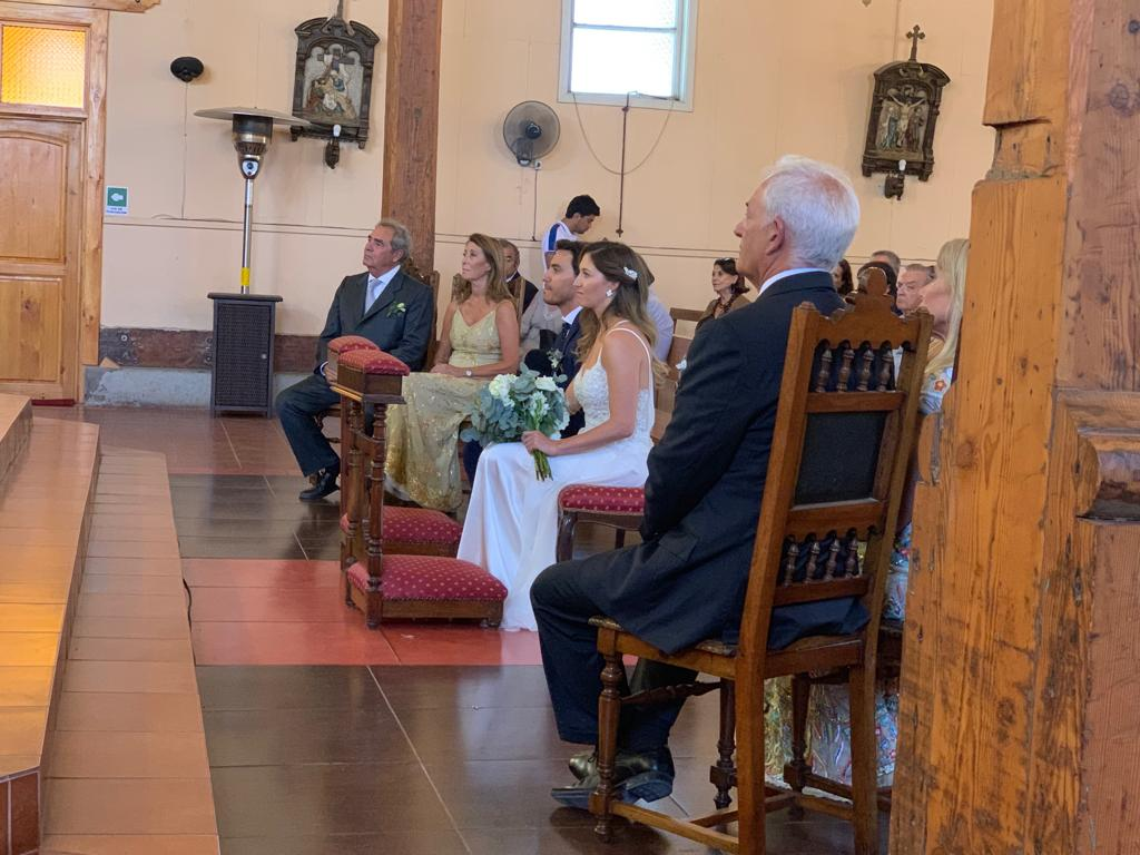 Coro para ceremonia de matrimonio Agez Chile