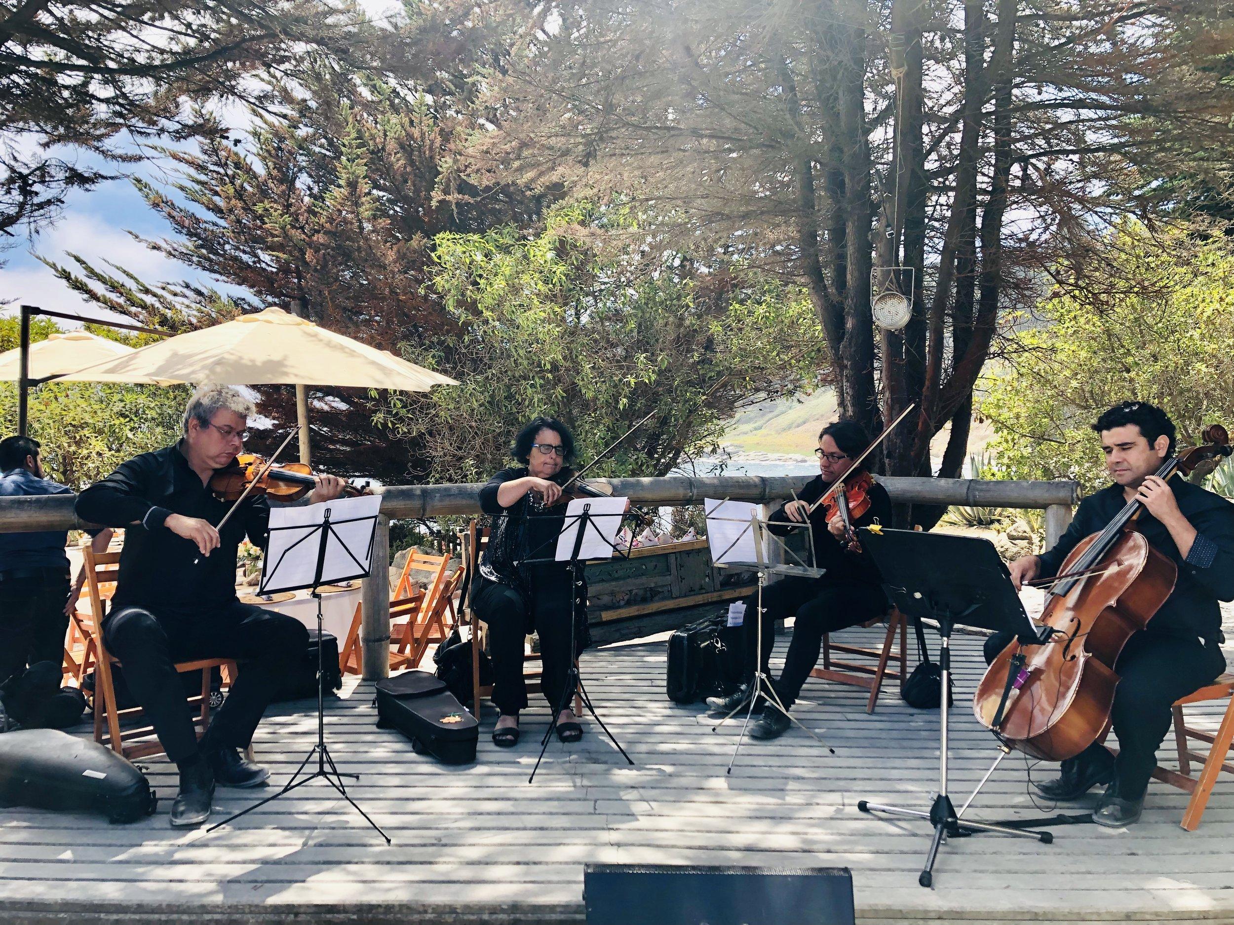 Cuarteto de cuerdas Chile