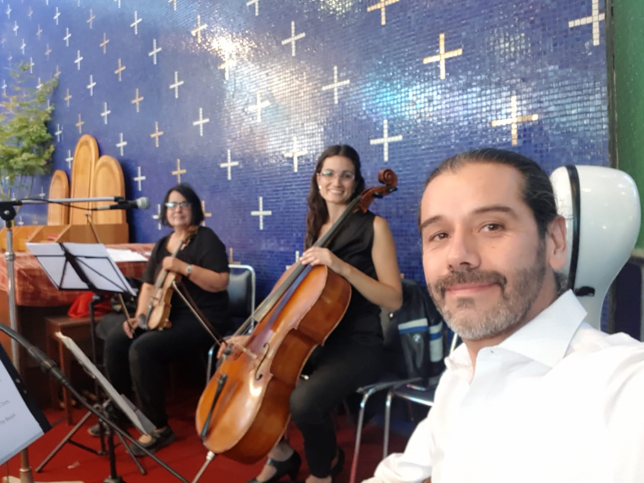 Coro y musicos para matrimonios Agez Chile