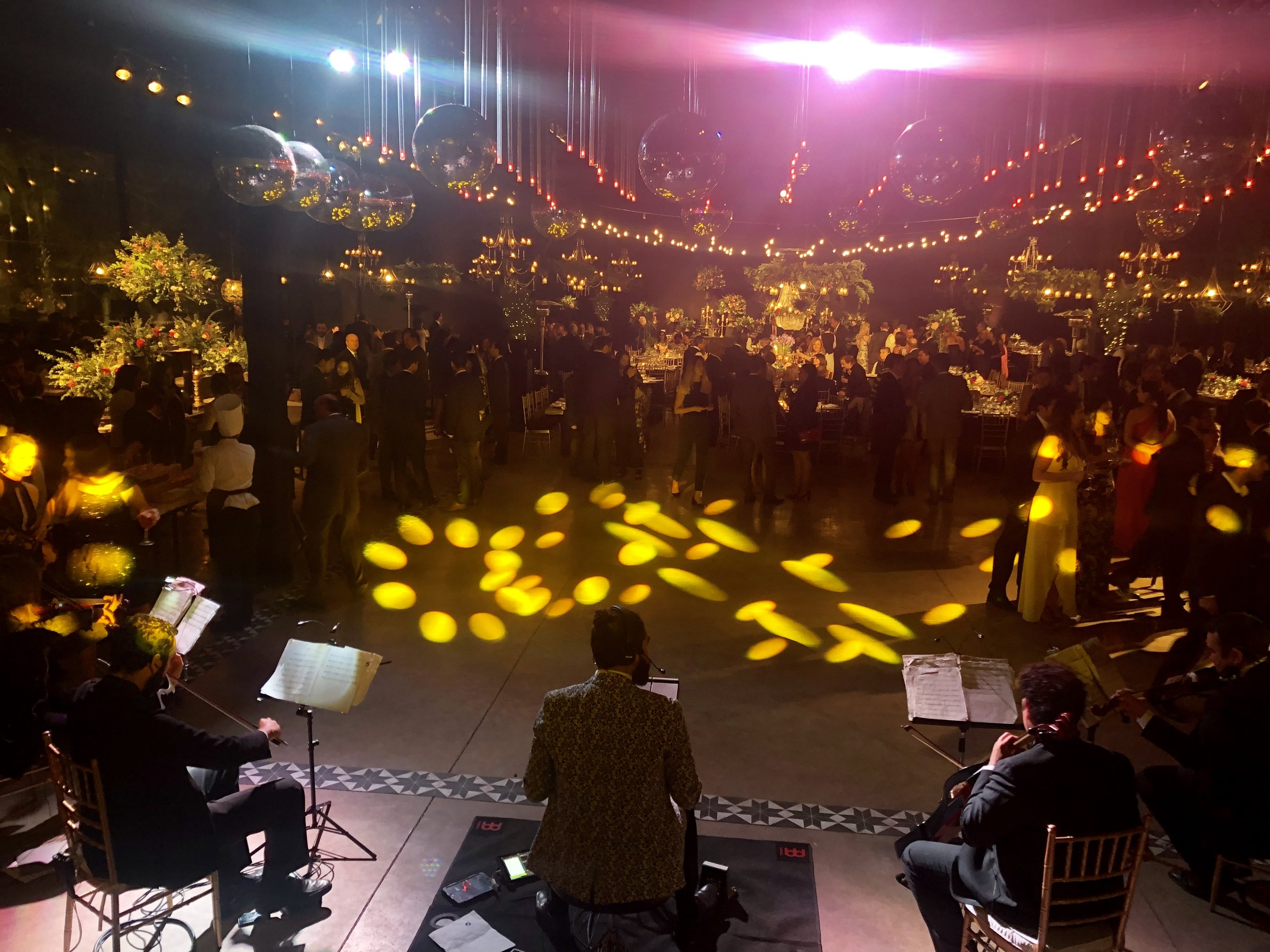 Músicos para eventos Electroclásicos Chile