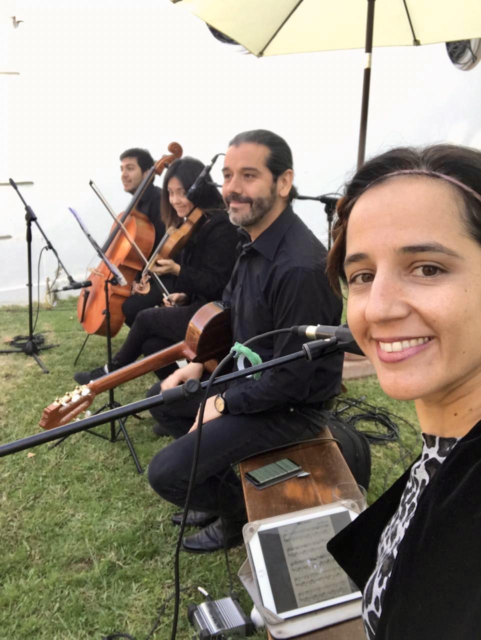 Coro litúrgico para matrimonios, Músicos Agez Chile
