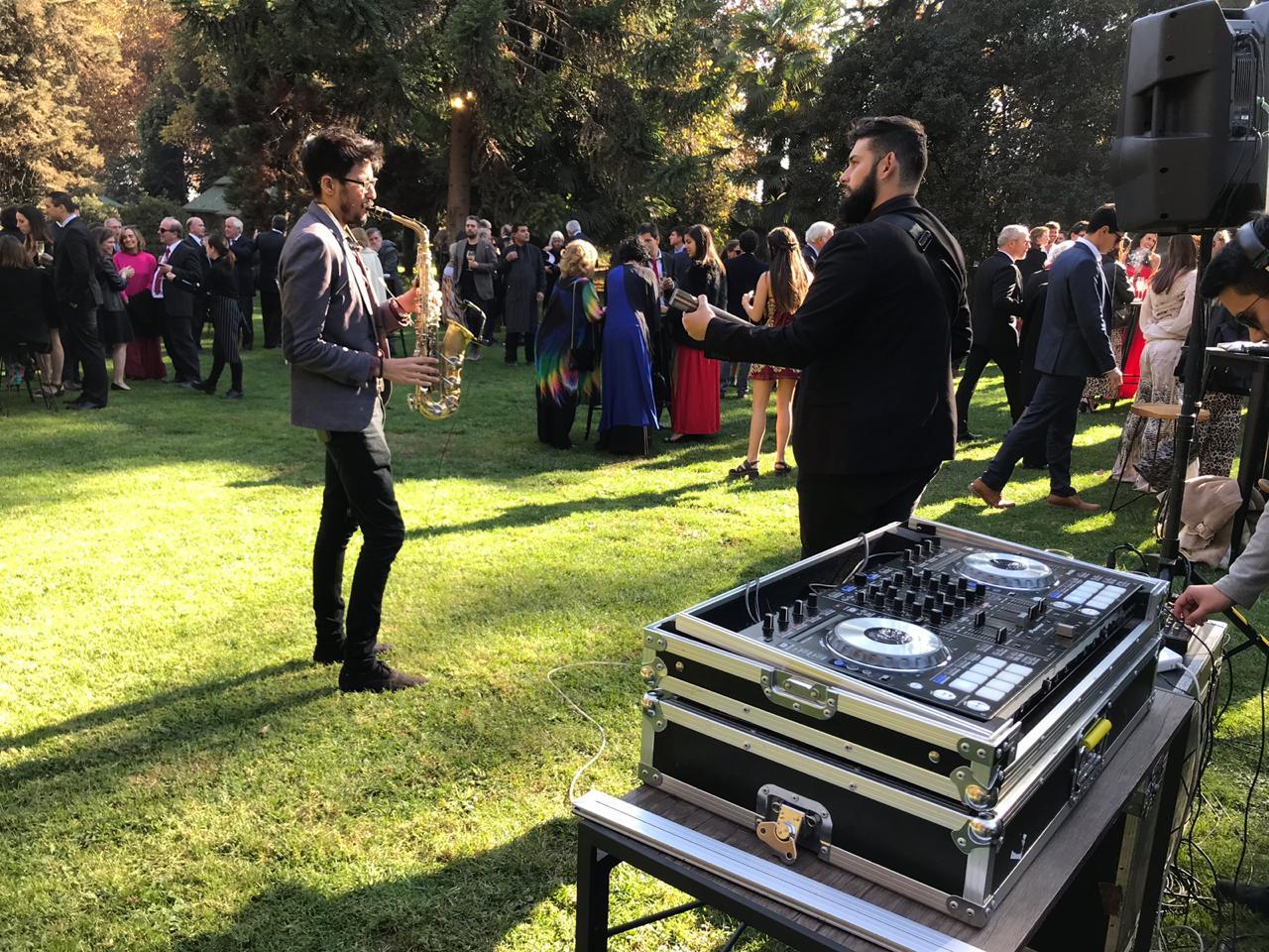Música en vivo para eventos, Músicos Agez Chile