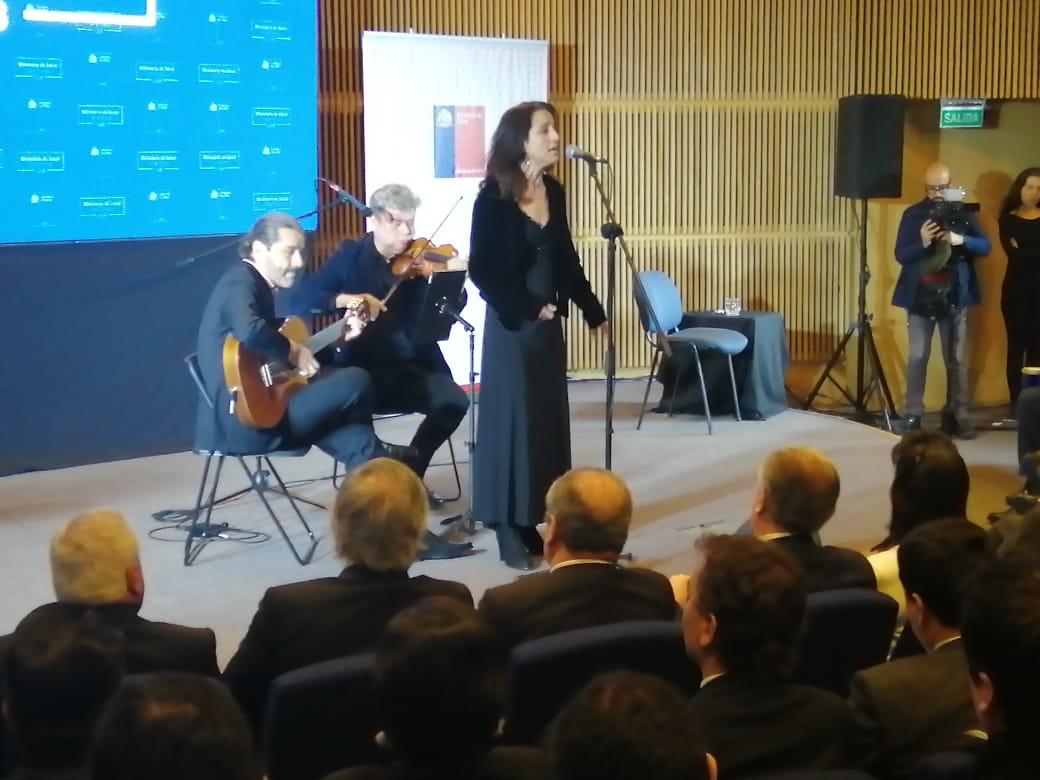 Cantante y músicos para eventos Agez Chile