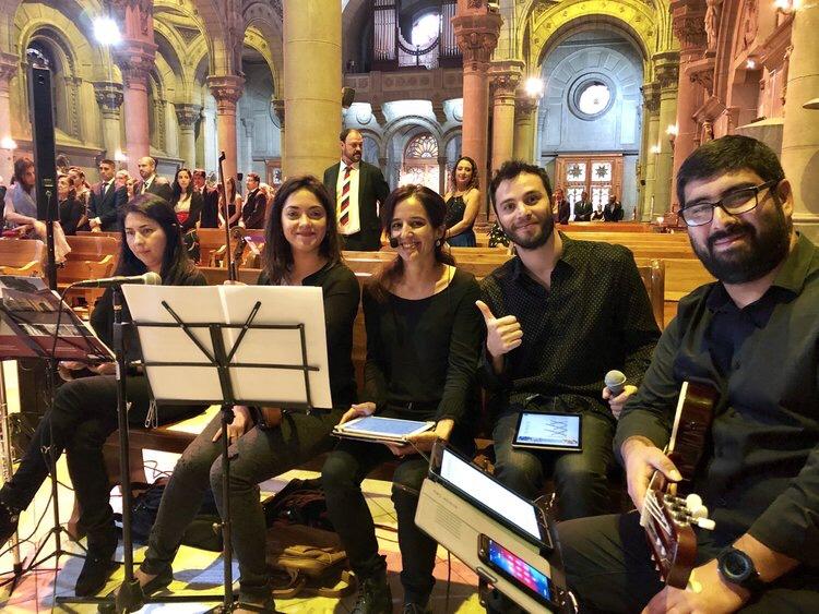 Coro y músicos  para funerales