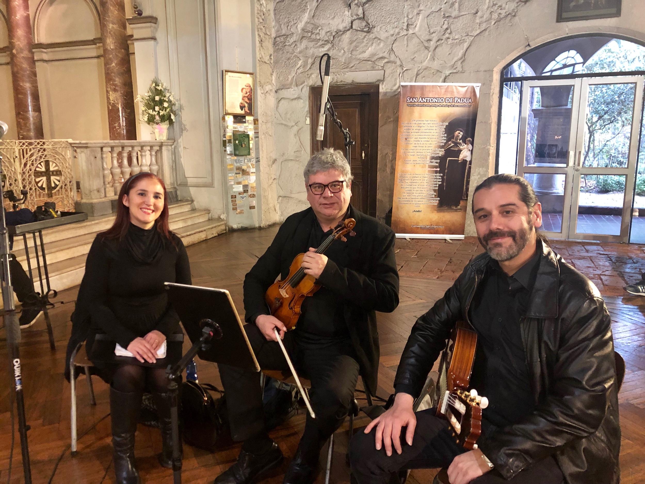 Coro y musicos para matrimonios y ceremonias Agez Chile