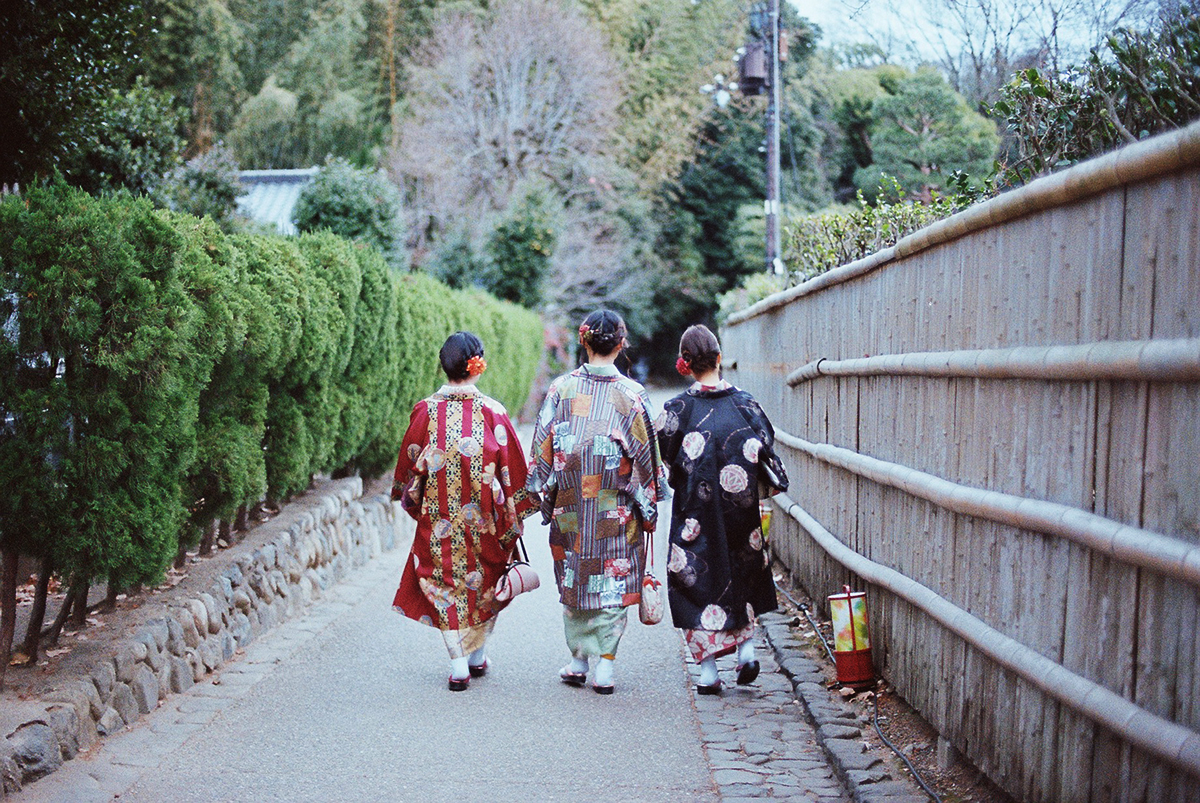 Kyoto, Japan, 2013