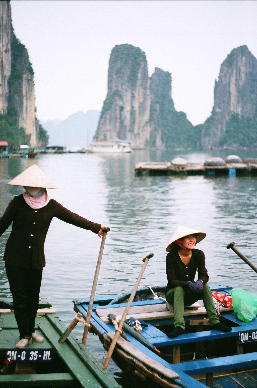 Ha Long Bay, Vietnam, 2013