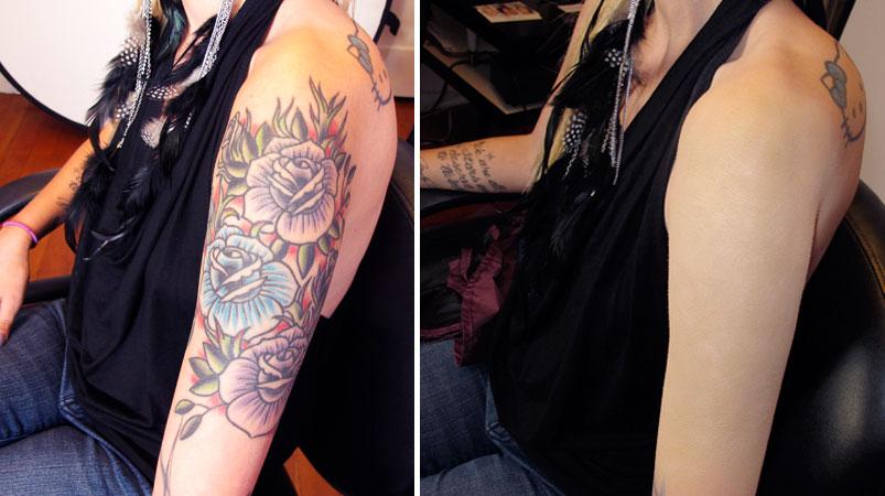 Tattoo Blemish Cover Maria Lee