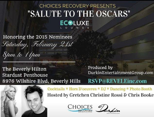 This event was hosted by  Real Housewives of Orange County  star Gretchen Rossi and Chris Booke.