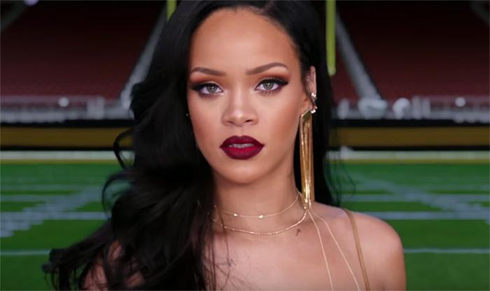 Rihanna for  CBS