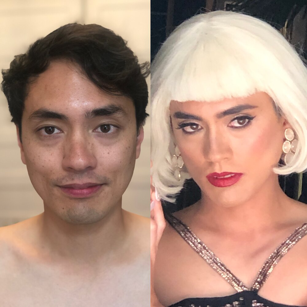 Male To Female Private Makeup Lesson
