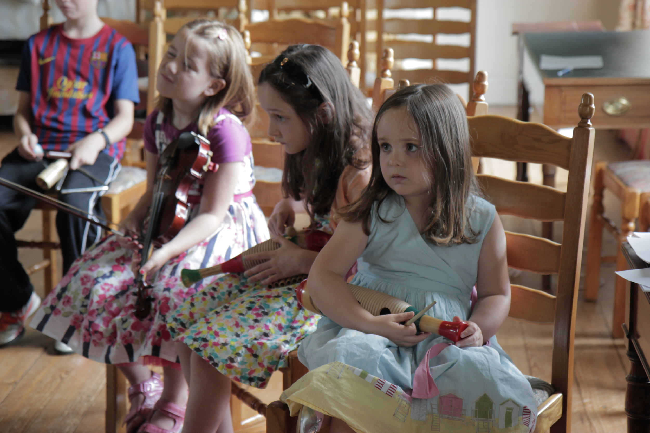 Participants of Boyne Music Festival Children's Workshop.JPG